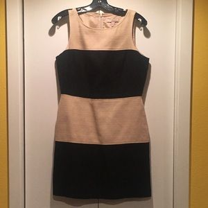 Banana Republic color block dress